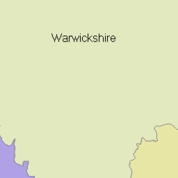 The city of Birmingham in the county of West Midlands